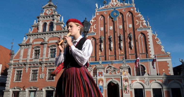 Should you visit Riga, the largest city of the Baltic states? (Yes, you should!)