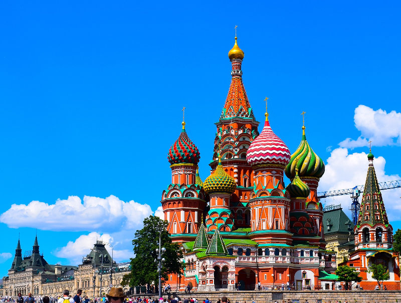 The FIFA World Cup 2018 host cities, the perfect time to explore Russia
