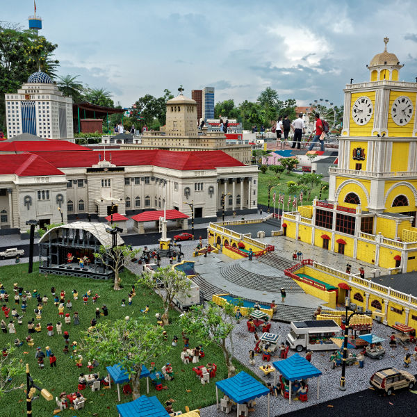 Legoland Malaysia - Meet The Cities