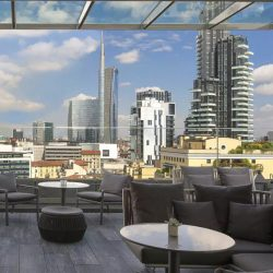 The best cafes and rooftop bars in milan meet the cities for Milano rooftop bar