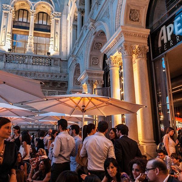 Terrazza Aperol Meet The Cities